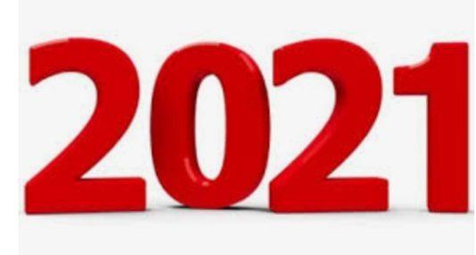 Numerologia: anno 2021