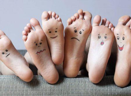 Crema piedi fatta in casa